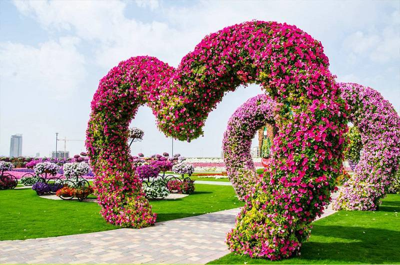 Most Beautiful Flower Gardens In The World