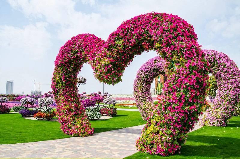 World S Largest Flower Garden