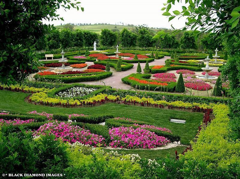 Australiau0027s Gardens Around The World
