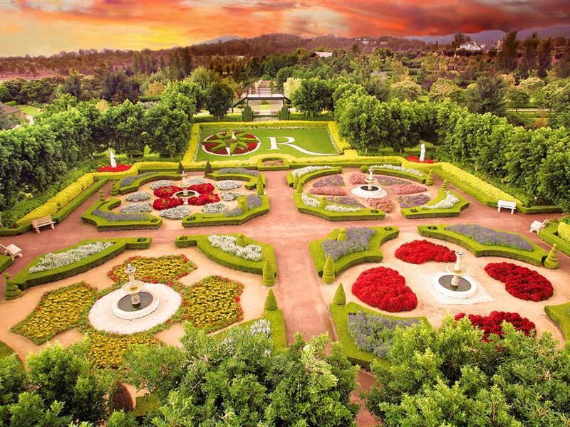 Hunter Valley Gardens Around The World