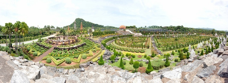 Gardens Around the World Nong Nooch