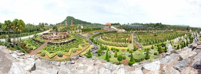Gardens Around the World Nong Nooch