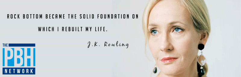 Inspirational Quotes JK Rowling