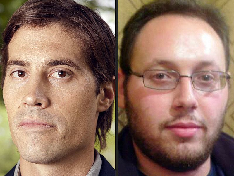 James Foley and Steven Sotloff ISIS Murders