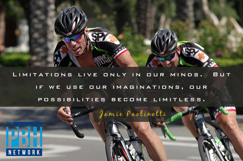 Limitations Only Exist In The Mind