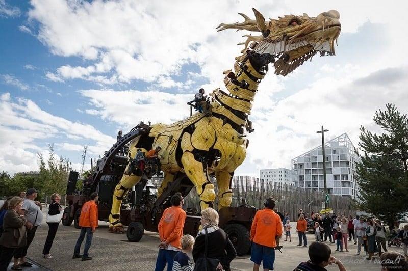 Dragon Machine Long Ma