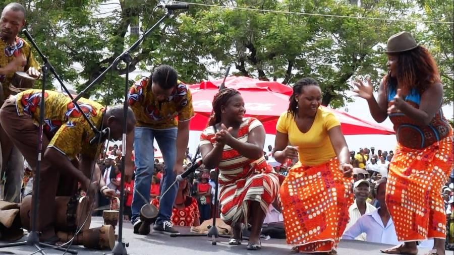 Mozambique Music