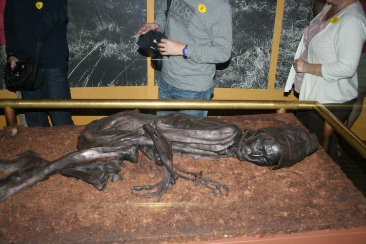 Mummies Tollund Body