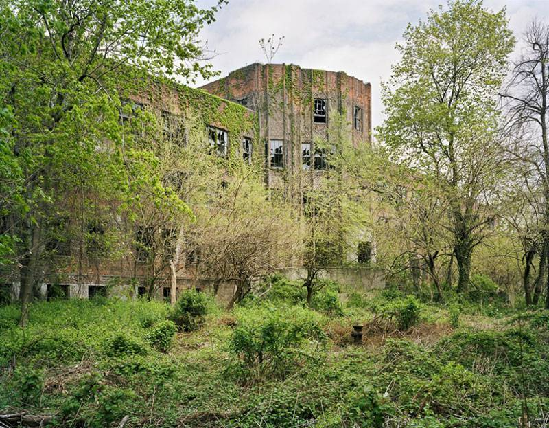 Christopher Payne North Brother Island