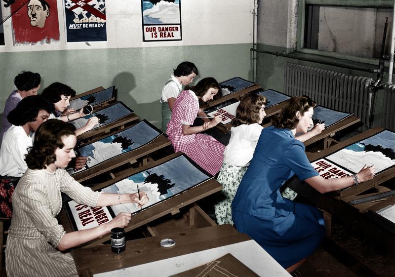 Propaganda Posters 1942