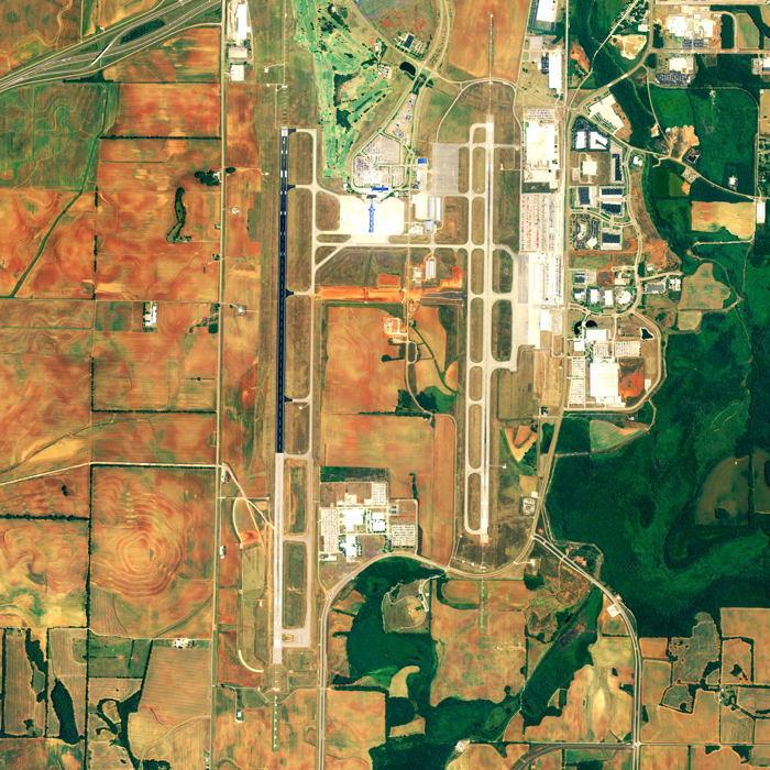 Satellite Images Huntsville