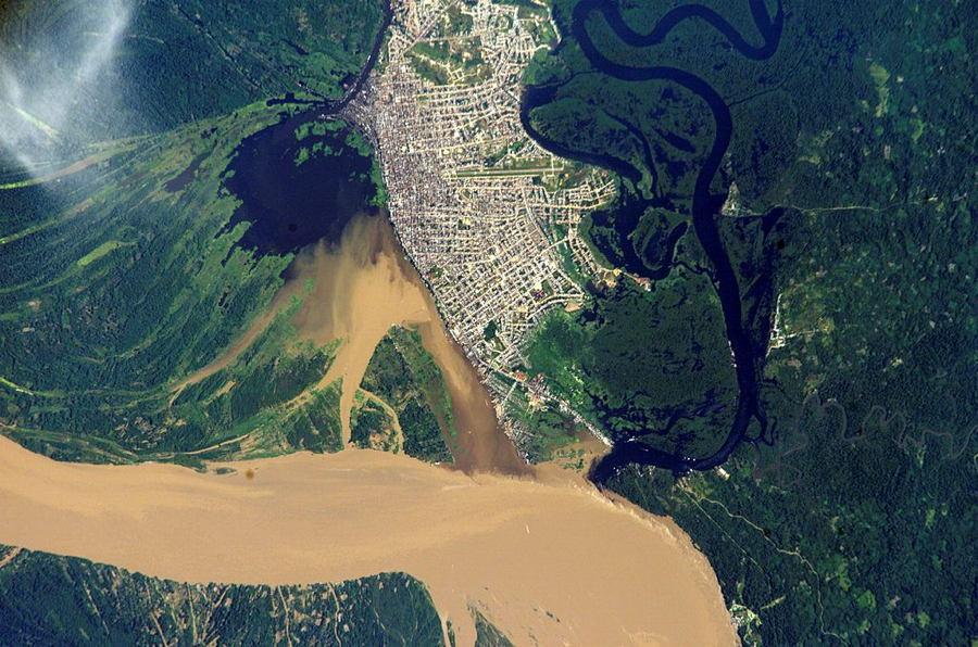 Satellite Images Iquitos