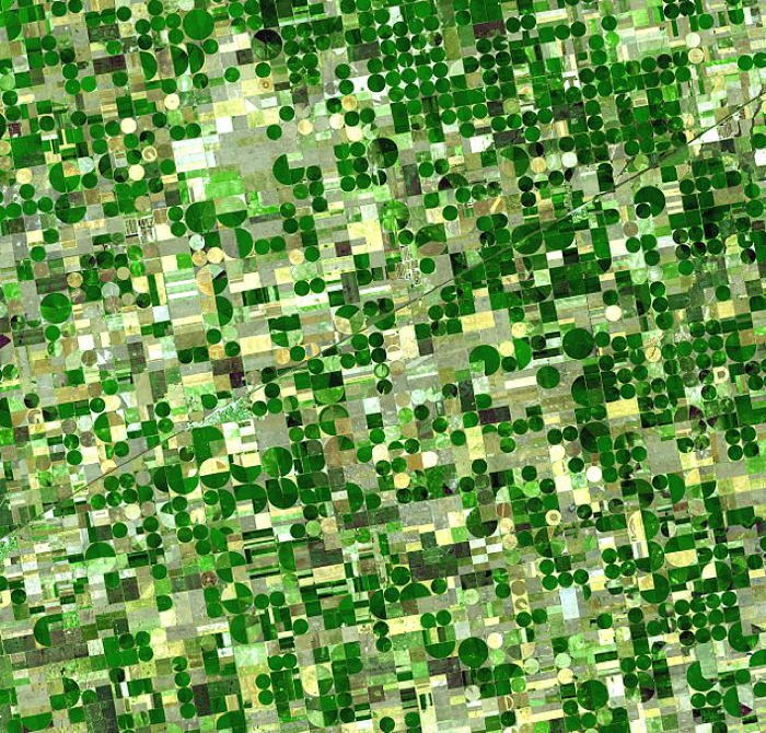 Satellite Images Kansas