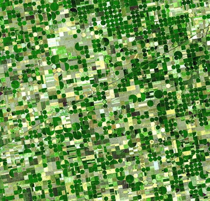 Satellite Images Kansas