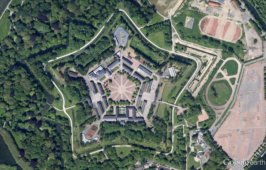 Satellite Images Lille
