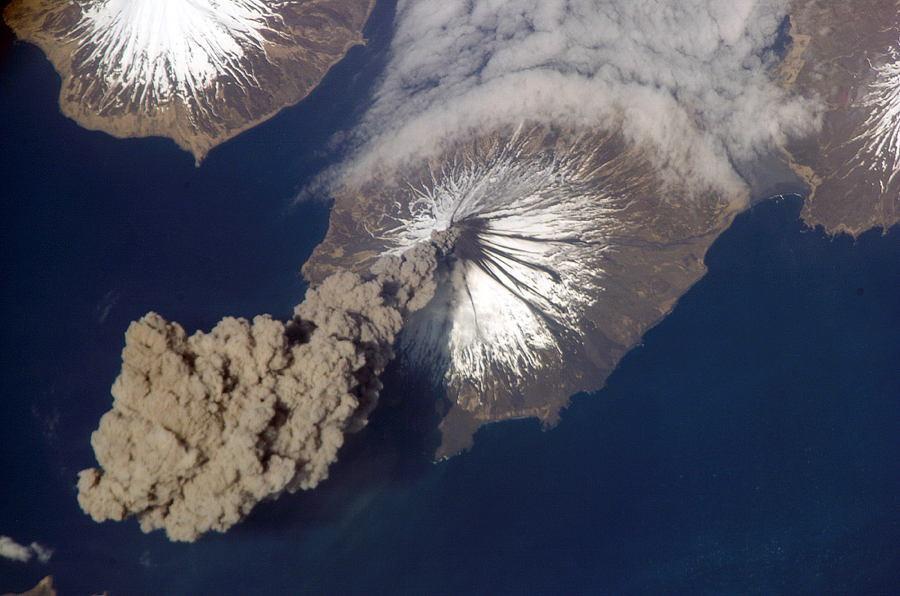 Satellite Images Mt. Cleveland