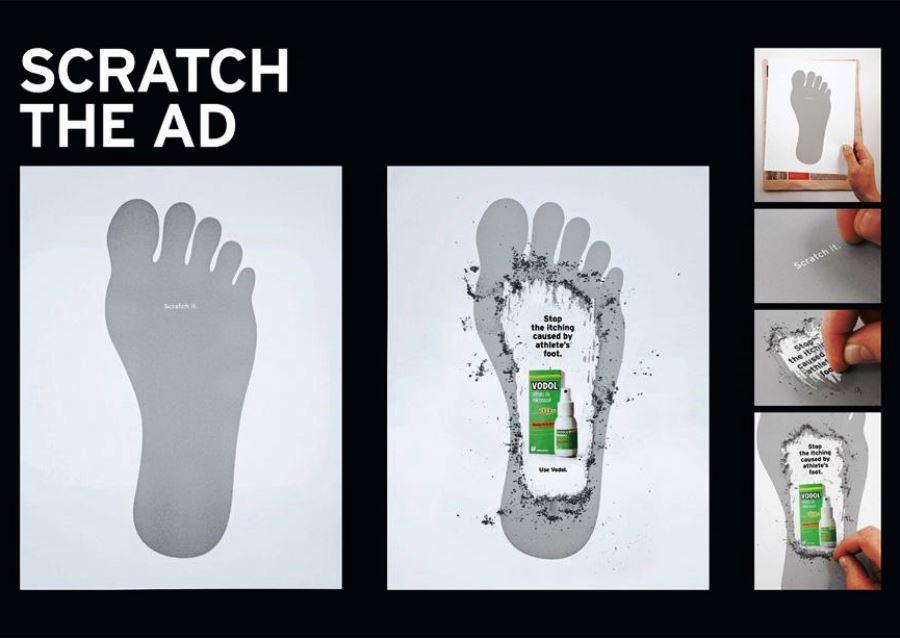 Scratch The Ad