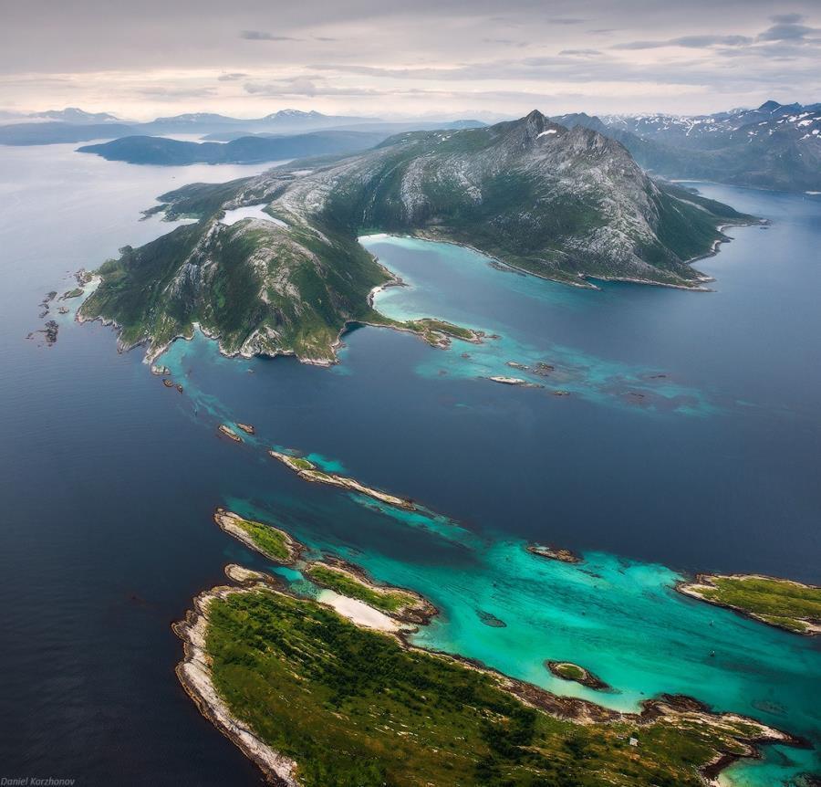 Senja Swirl Norway