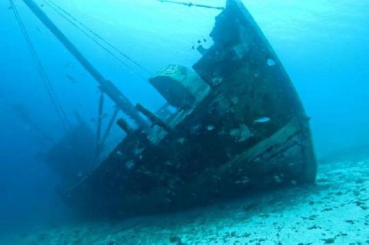 Sunken Ships Atocha Side