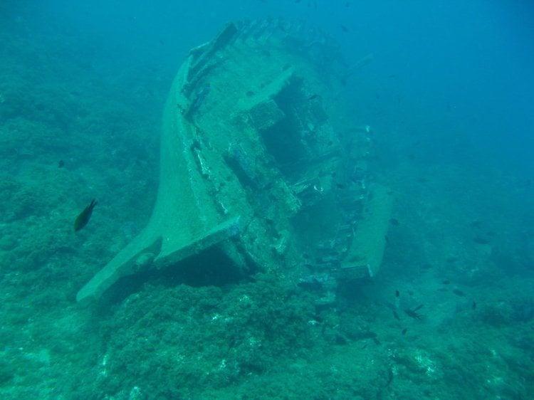 Аточа Кораблекрушения