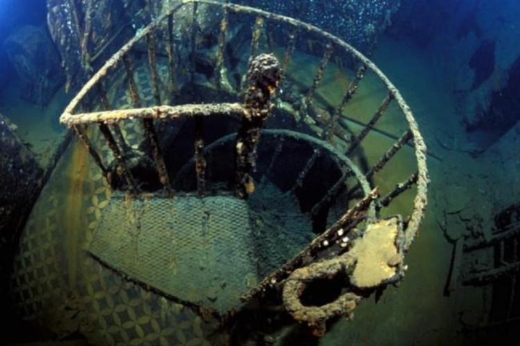 5 Sunken Ships That Are More Interesting Than The Titanic