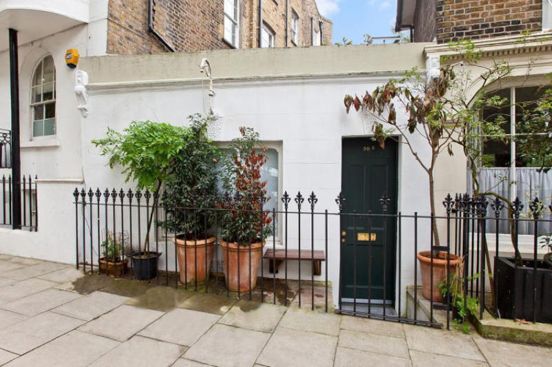 Small House London Exterior