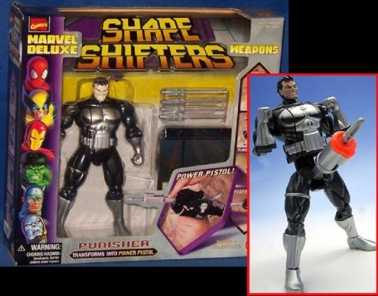 Offensive Toys Shape Shifter