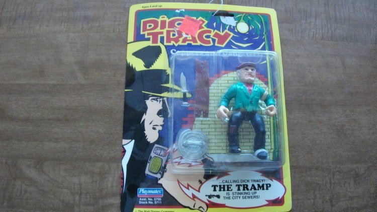 Offensive Toys Tramp