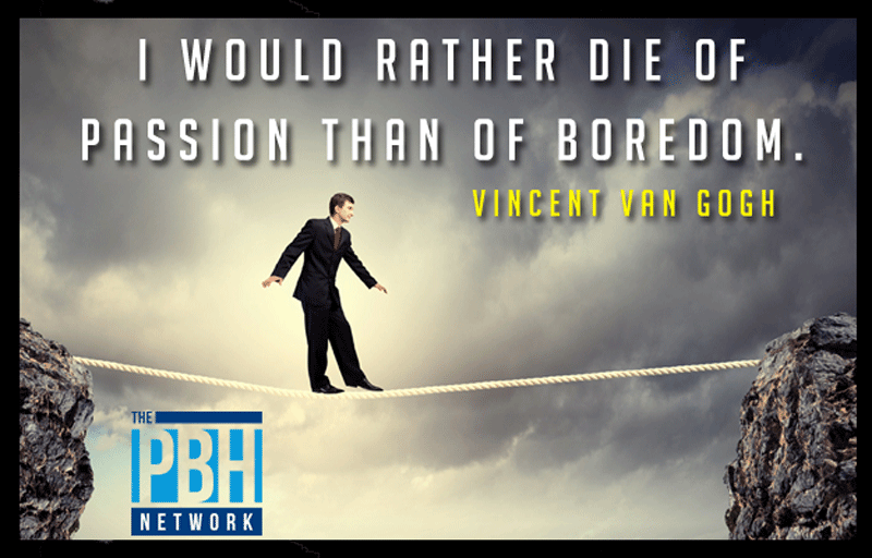 Vincent Van Gogh On Dying Of Passion