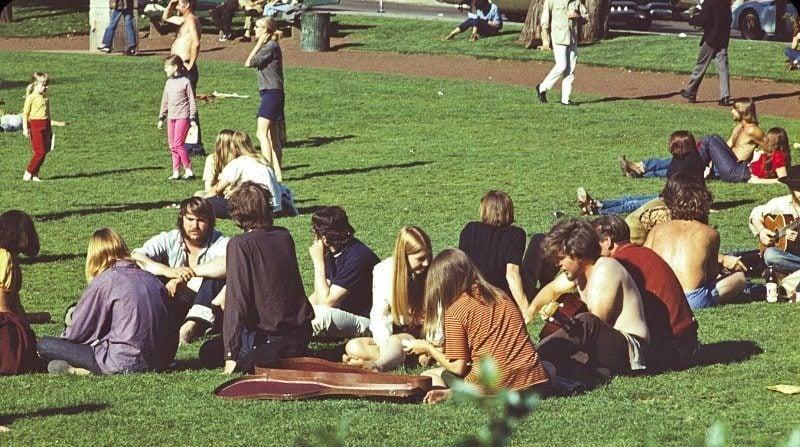 Vintage San Francisco 1970s