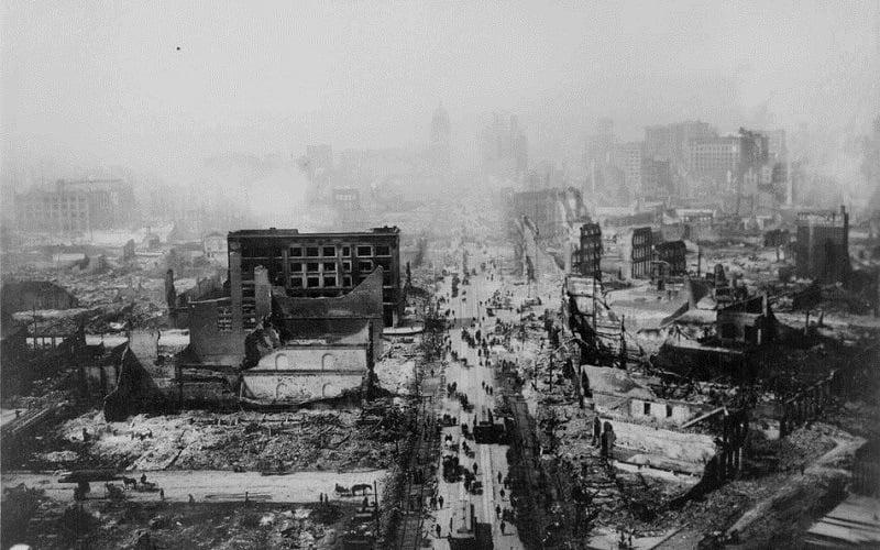 San Francisco Fire 1906