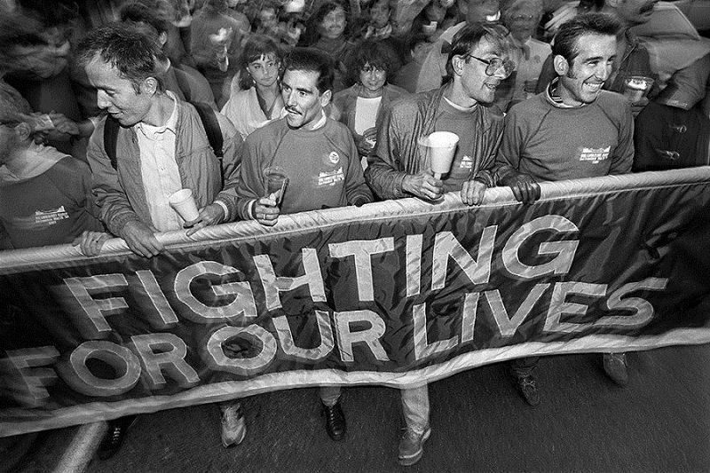 Gay Rights Movement San Francisco