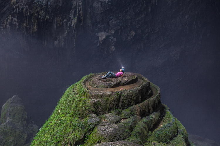 Weirdest Natural Places Son Doong Cave