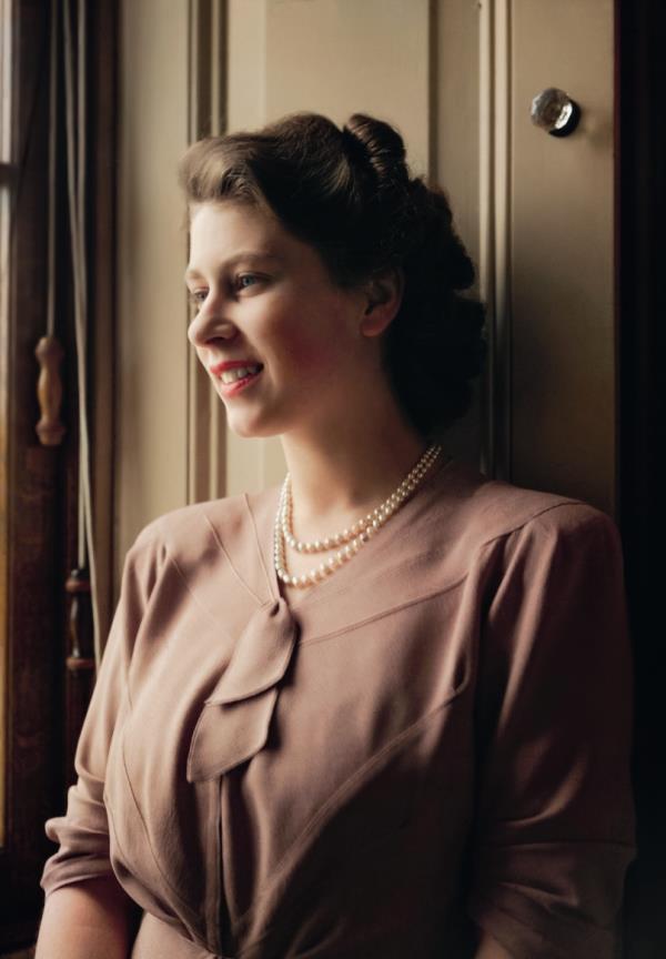 20 Year Old Princess Elizabeth 1946