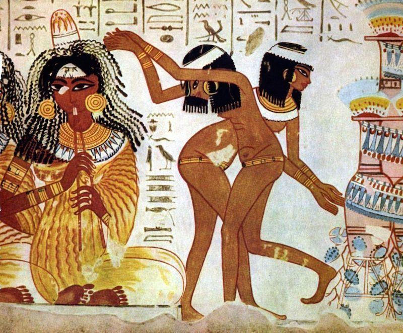 birth control ancient egypt