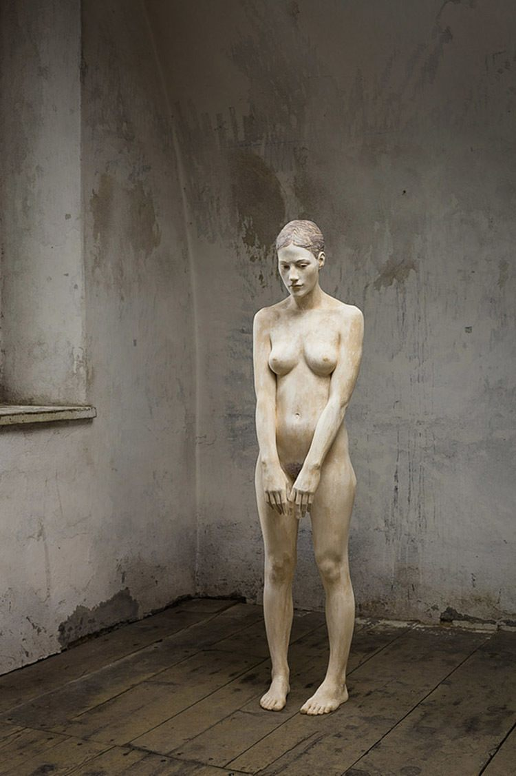 Bruno Walpoth Nude Female