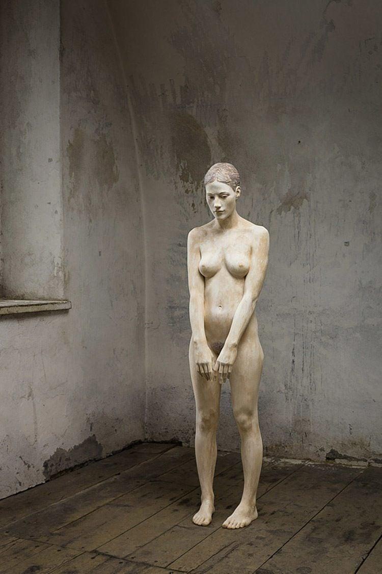 Bruno Walpoth Nude Female