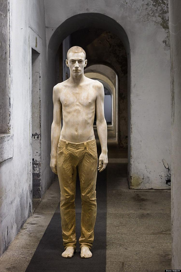Bruno Walpoth Yellow Pants