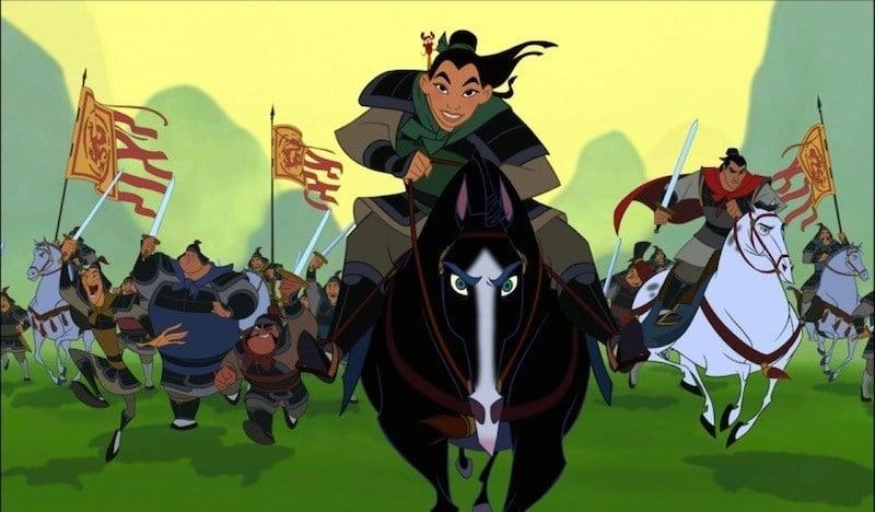 Mulan Disney Crossdressing