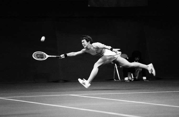 Female Athletes Billie Jean King