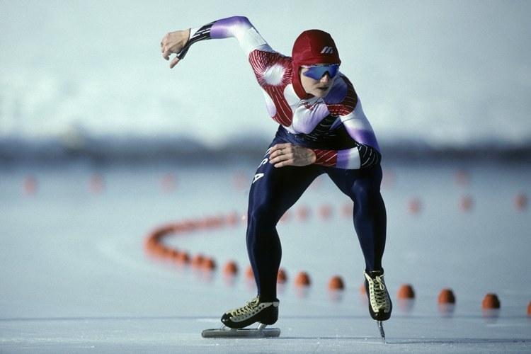 Female Athletes Bonnie Blair