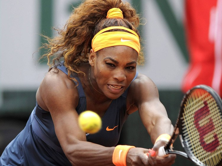Female Athletes Serena Williams