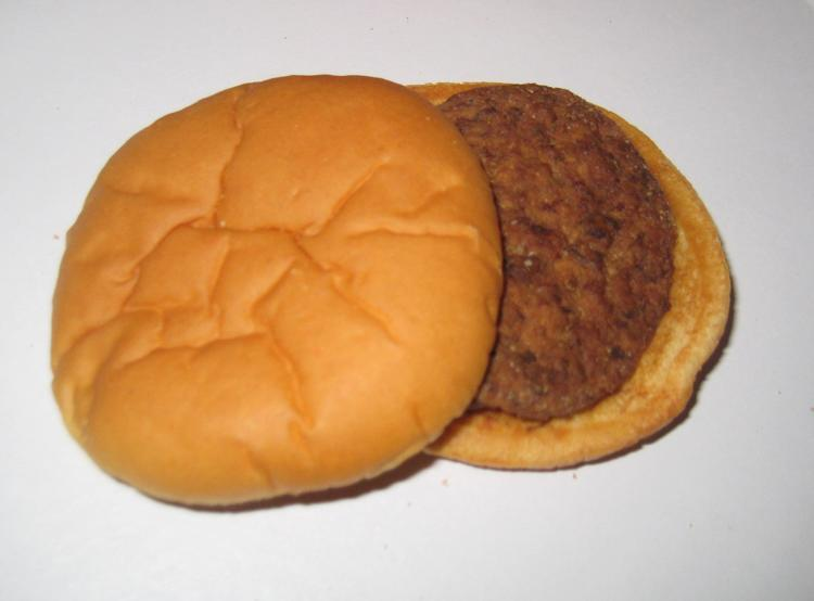 Science Myths McDonald's Hamburger