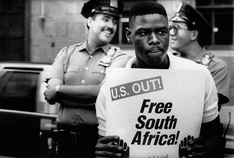Apartheid US Out