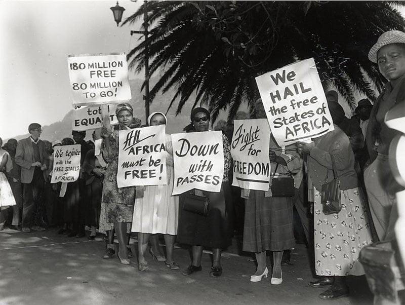 Apartheid Africa Day