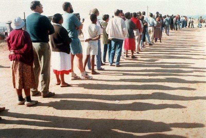 Apartheid Elections