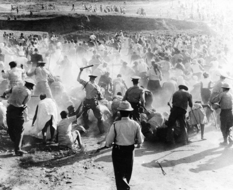 Apartheid Sharpeville Police