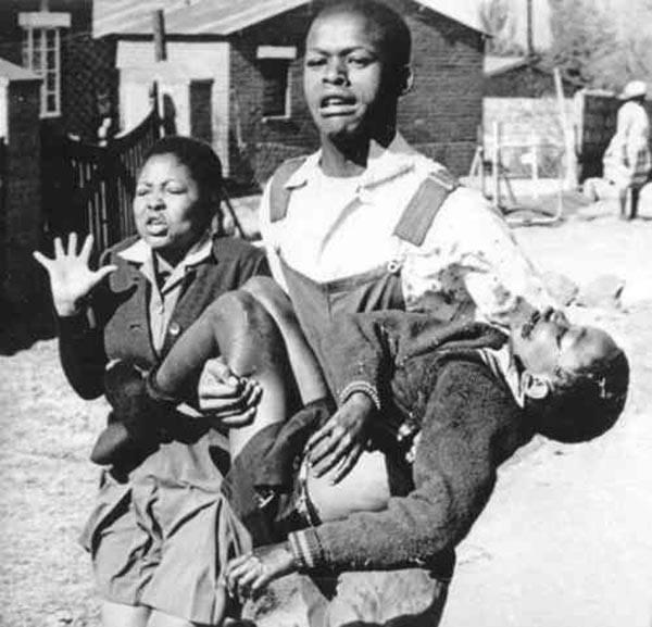 Apartheid Soweto