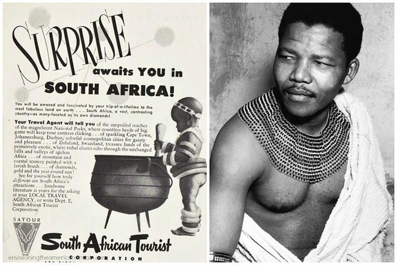 Apartheid Ad