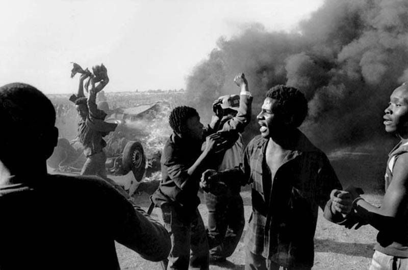 Pictures Of Apartheid